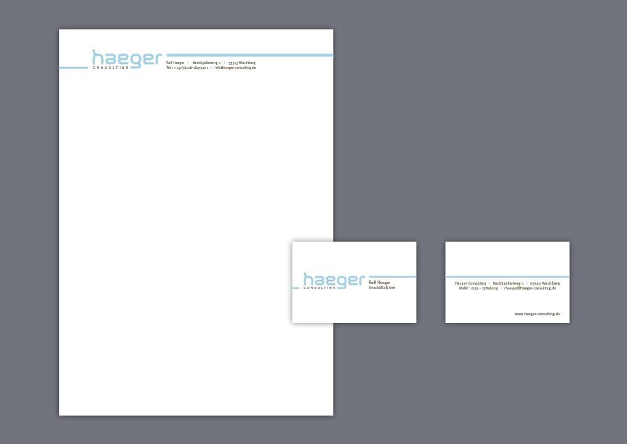 Haeger Consulting Design Bonn